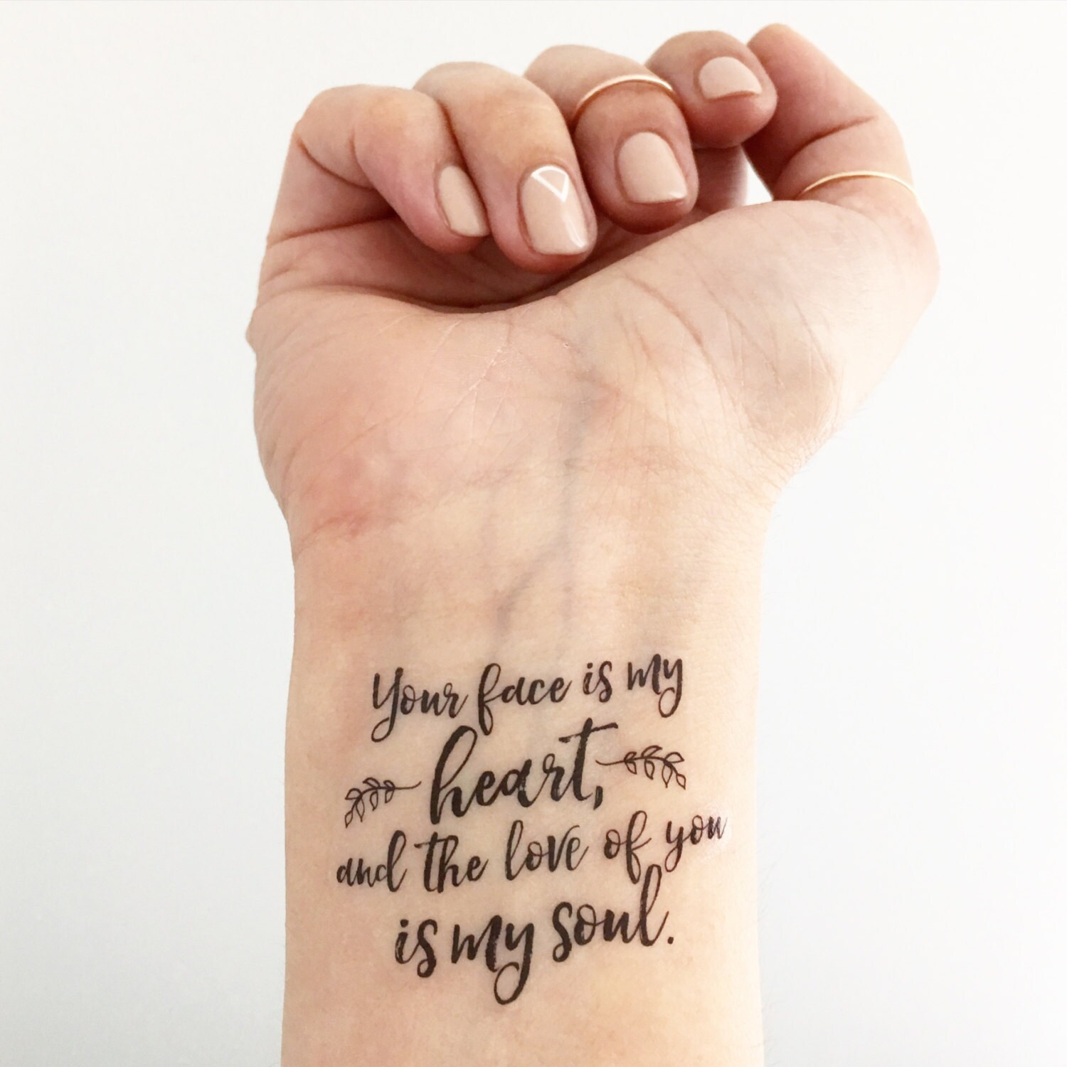 Tattoo Quotes For Unborn Baby: Outlander Quote Tattoos