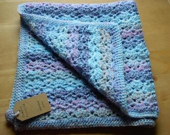Rainbow Brights  baby blanket