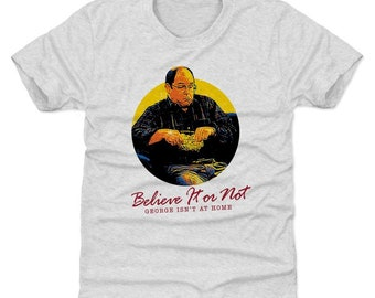 Seinfeld Youth Shirt | Funny George Costanza | Kids T-Shirt | George Costanza Answering Machine
