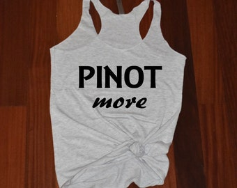 PINOT More Womens Tank Top