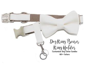 Dog ring bearer Etsy
