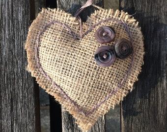 Lavender heart | handmade lavender sachet | heart shaped lavender bag | wardrobe fragrance | scented wardrobe hanger
