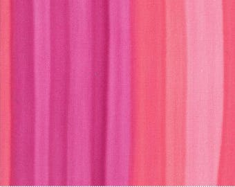 Moda. Spectrum Ombre Stripes Popsicle - Cotton fabric BTY - Choose your cut