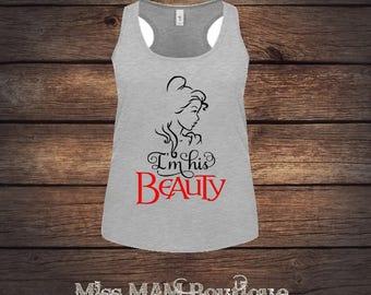 Im his Beauty & I'm her Beast 2 PACK