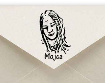 custom , custom stamp, save the date, portrait stamp, stampyoface, face stamp,  temporary tattoo, rubber stamp,  anniversary