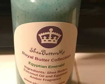 Egyptian Emerald Body Butter Lotion!