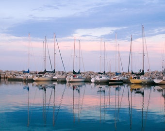Harbor Sunset II