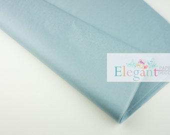 Tissue Paper/ Antique Blue Tissue Paper/ gift wrap/ antique blue tissue/