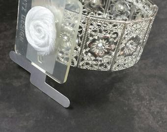 Corsage Bracelet Maisie Bracelet Silver