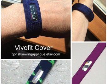 Garmin Vivofit 1 cover, Vivofit 2 Cover, Garmin band cover, Garmin ankle Option, Garmin sleep band, Wearable Tech Jewelry