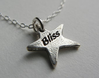 Love & Bliss Star Necklace