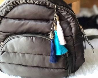 Tassel Keychain & Purse Charm (Choose Color)