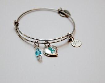 Prostate Cancer Awareness Bracelet