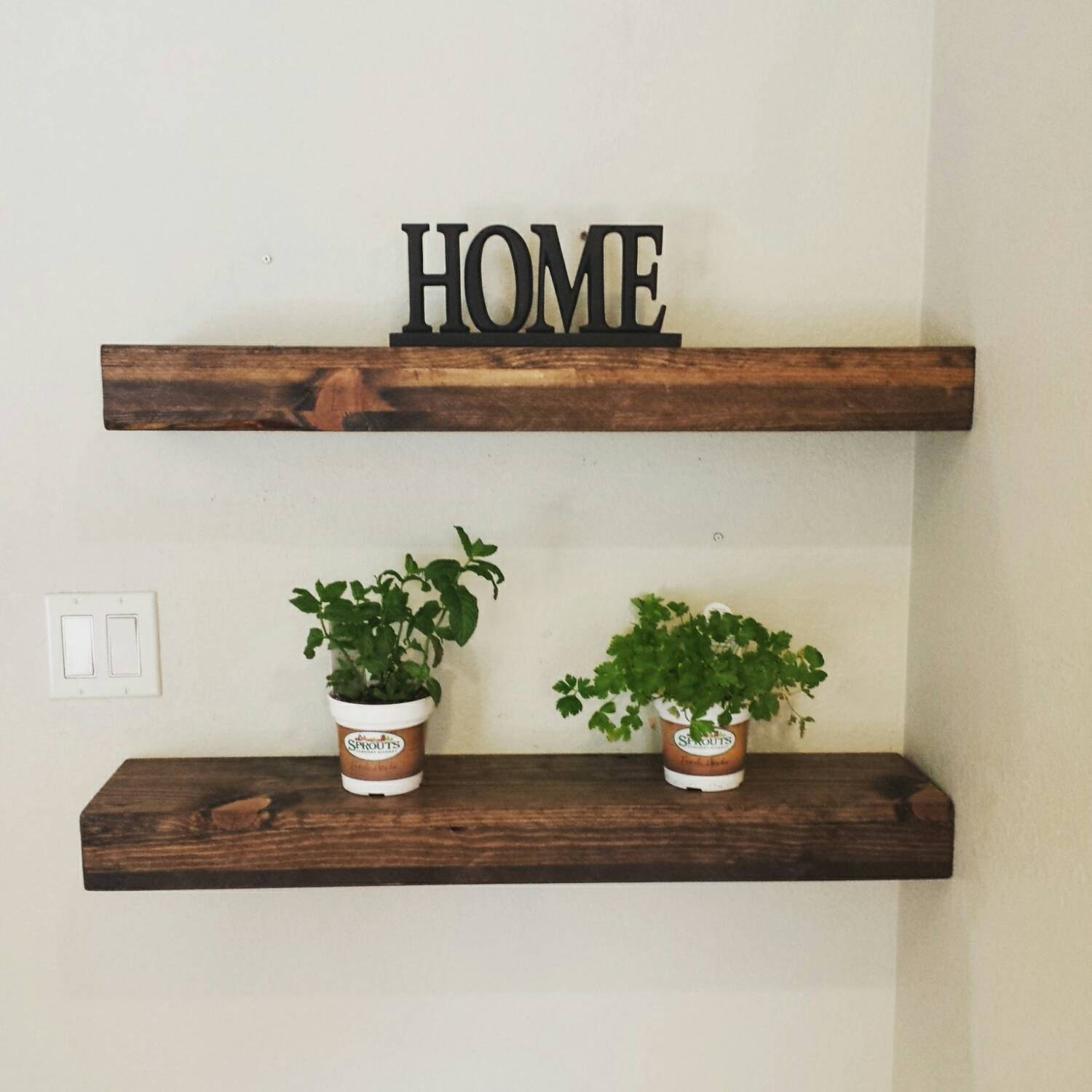 floating feature chunky shelfs storage practical both beautiful some make s let x create with stuff shelves and dining shelf hey build room