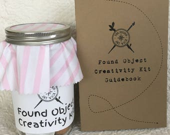 Found Object Creativity Kit