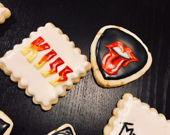 Rock'n'Roll cookies!