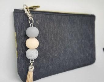 Clay tassel chain