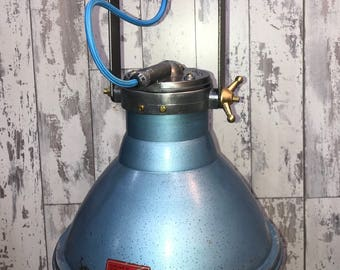 Vintage industrial lighting MetalMick