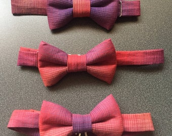 Pastel Bow Ties for Boys