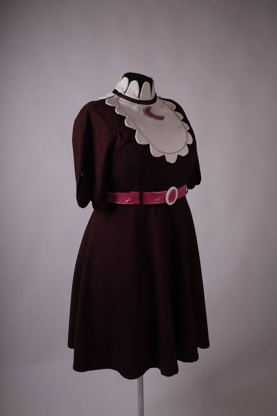 Star Vs The Forces Of Evil Eclipsa Cosplay Costume
