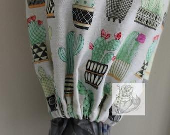 Cactus porte-sac d'épicerie / / succulentes sac porte / porte son sac / sac à main distributeur / / plastique sac porte / / plastique sac distributeur