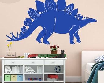 Stegosaurus - Dinosaur - Vinyl Wall Decal