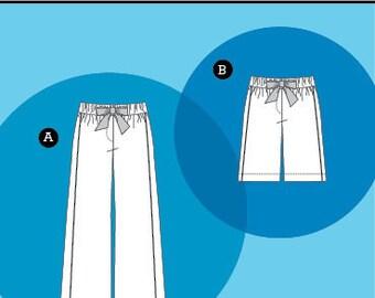 Tofino Pants, Paper Pattern by Sewaholic