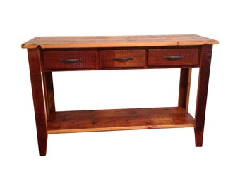 Sofa Table/ side board table