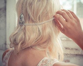 Bridal Headpiece // Wedding Headpieces // Wedding Hair Accessories // Boho Bride // Bridesmaid headpieces // Formal Headpieces