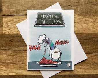 Funny Sympathy Card, Sarcastic Sympathy Card, Sympathy Card, Get Well Soon Card, Funny Greeting Card, Greeting Card, Feel Better Card