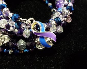 Rheumatoid Arthritis Angel Bracelet