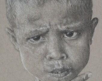 Limited Edition Print, 'Portrait #27'