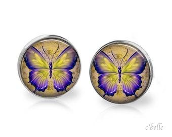 Earrings Butterfly 11
