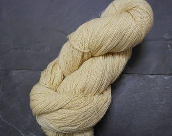 Hand Dyed Merino and Silk Yarn