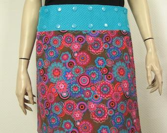 Reversible skirt #10403