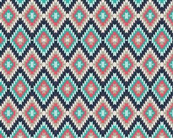 KNIT Art Gallery Recollection Kilim Inherit Shadow Knit (Half metre)
