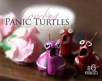 Lovebug Panic Turtles