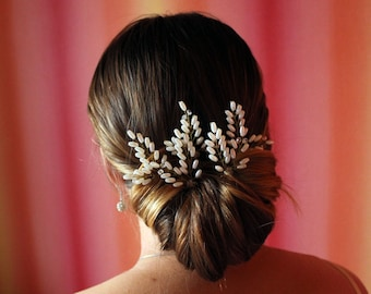 Bridal HairPins Wedding Pin Wedding Hairpins Bridal Hair Pins Bridal Hair Piece Bridal Head Piece