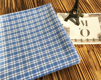 Plaids Cotton Fabric, Yarn Dyed Fabric - By the Yard 94094