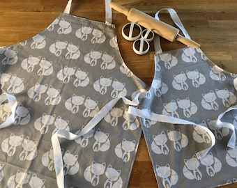 Parent & Toddler Apron Set