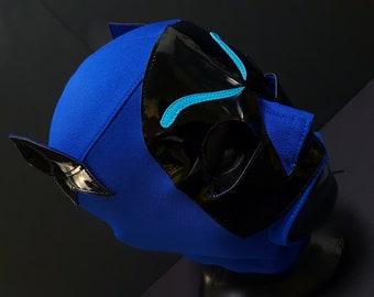 BATMAN mask wrestling mask luchador costume wrestler lucha libre mexican mask maske cosplay
