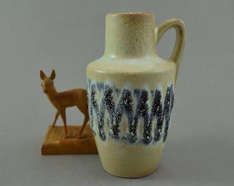 Vintage vase / Scheurich / 405 13,5   West Germany   WGP   60s
