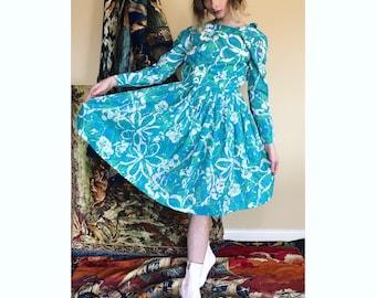 50s/60s day dress