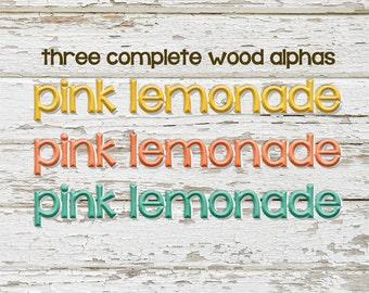 Pink Lemonade Alphas