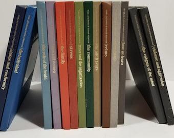 Time Life Books: Human Behavior Lot Of 7 Vintage 1970s Hardcover