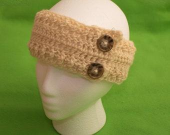 Adult headband/ear warmer