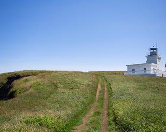 Bell Island Newfoundland lighthouse