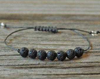 Diffuser Bracelet, Aromatherapy Diffuser, Beaded Diffuser, Essential Oil Diffuser Bracelet, Yoga Bracelet, Meditation Bracelet, Healing