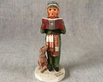 Vintage 1973 Norman Rockwell Saturday Evening Post Figurine by Dave Grossman