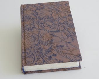 Hand Bound Blank Book